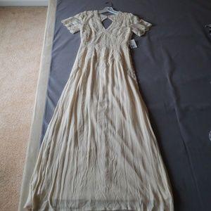 David's bridal wedding, shower or cocktail dress